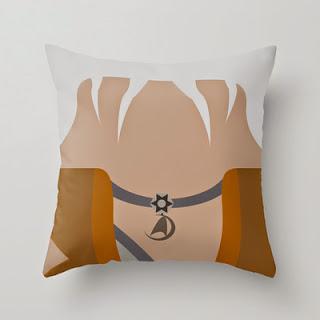 Wrath of Khan - Star Trek Pillow