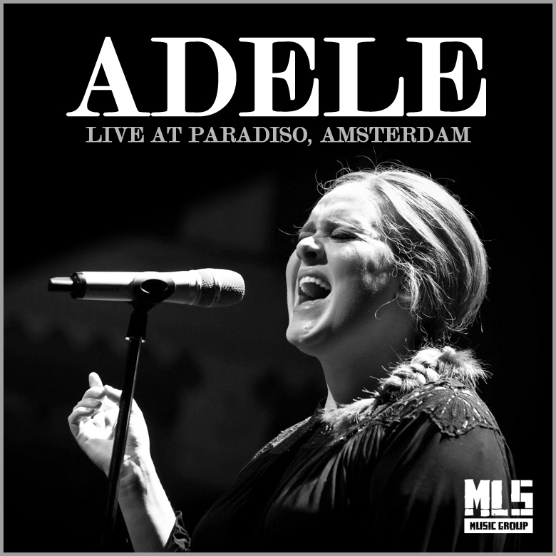 00 adele live at paradiso%252C amsterdam 2011 front Adele   Live at Paradiso