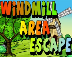 Juegos de Escape Windmill Area Escape