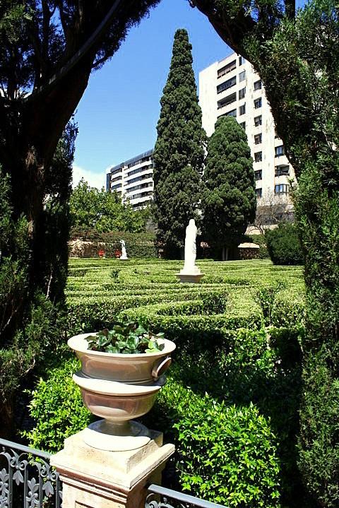 Los jardines de monforte en valencia cuando salimos de casa for Jardines de monforte valencia