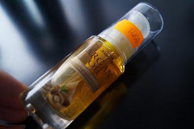 Jedwabisty Eliksir Joanny Argan Oil + analiza składu