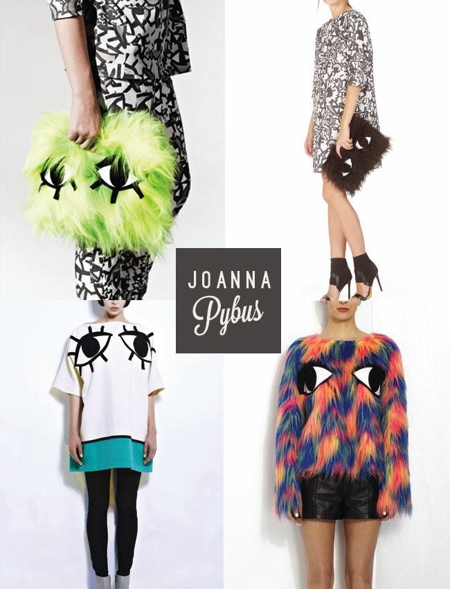 big eye fashion - Joanna Pybus