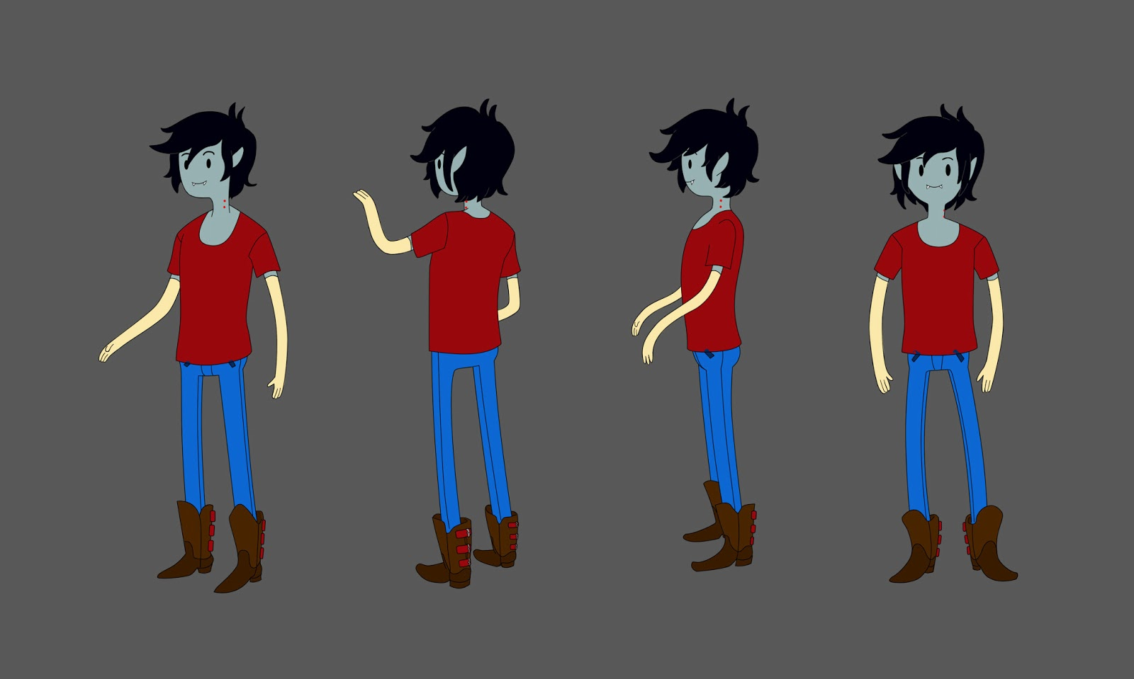 Design An Adventure Time Character : At project character design marshall lee all that jazz