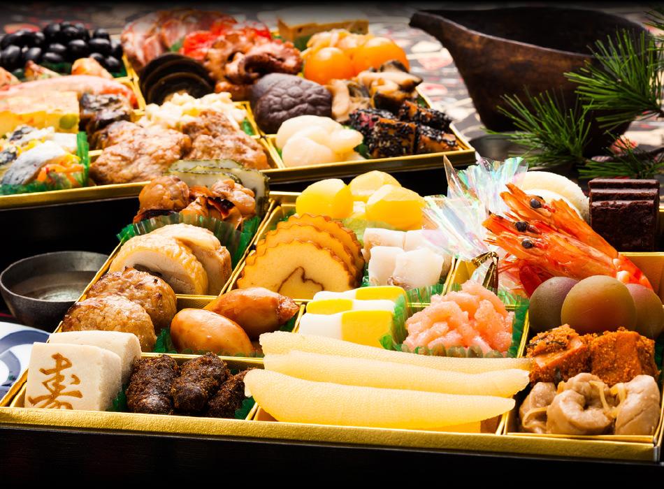 博多久松 和洋折衷定番おせち料理3人前 『春日』