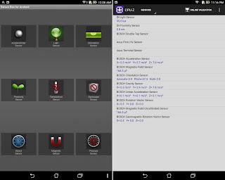 ASUS ZenPad 7.0 Review, State of Focus