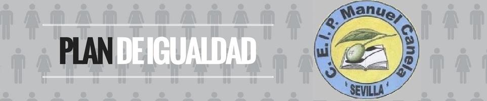 Plan de Igualdad - CEIP Manuel Canela