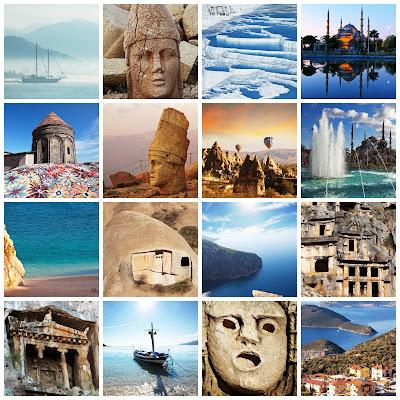 Fotografías de Turquía