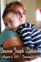 In Loving Memory...Dawson age 4