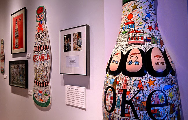 Finster, World of Coca-Cola