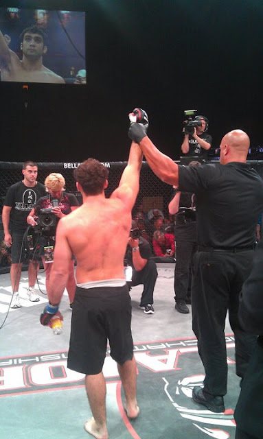 Ryan Quinn Bellator 48