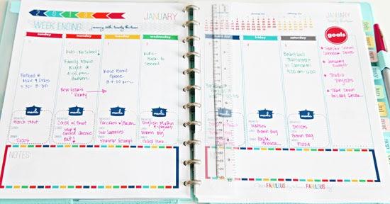 Ежедневник своими руками страницы шаблоны