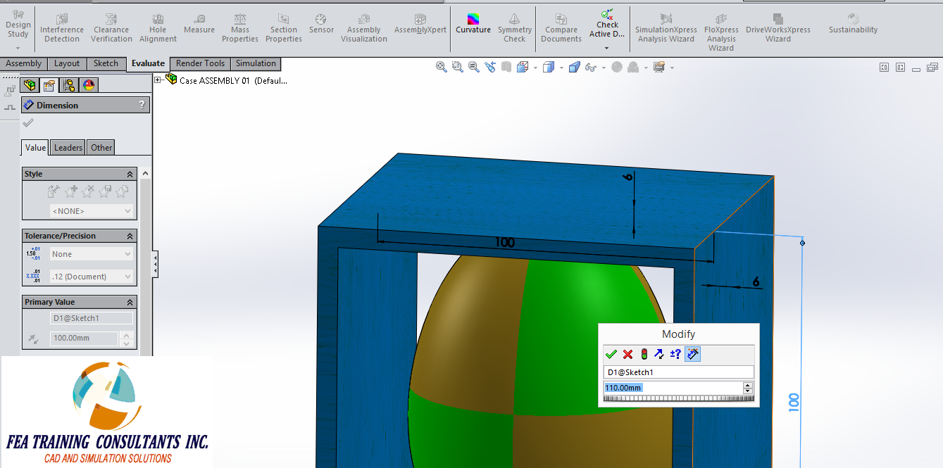 interference checking tool solidworks