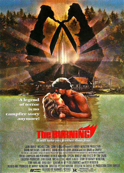Watch The Burning (1981) Hollywood Movie Online | The Burning (1981) Hollywood Movie Poster