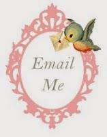 Heb je een vraag mag je me altijd mailen : lotusbloempje63 at gmail.com (at vervangen door @)
