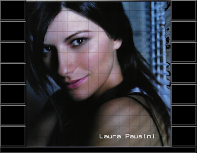 Italian Songwriter Laura Pausini Wallpaper