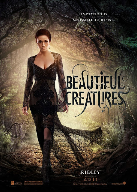 Beautiful Creatures Movie Ridley Poster in HD