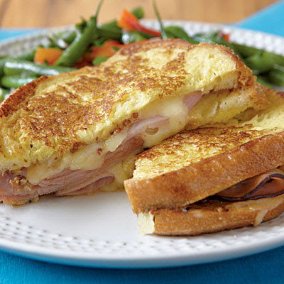 My Favorite Things: Only Sounds Complicated...Dijon Croque Monsieur
