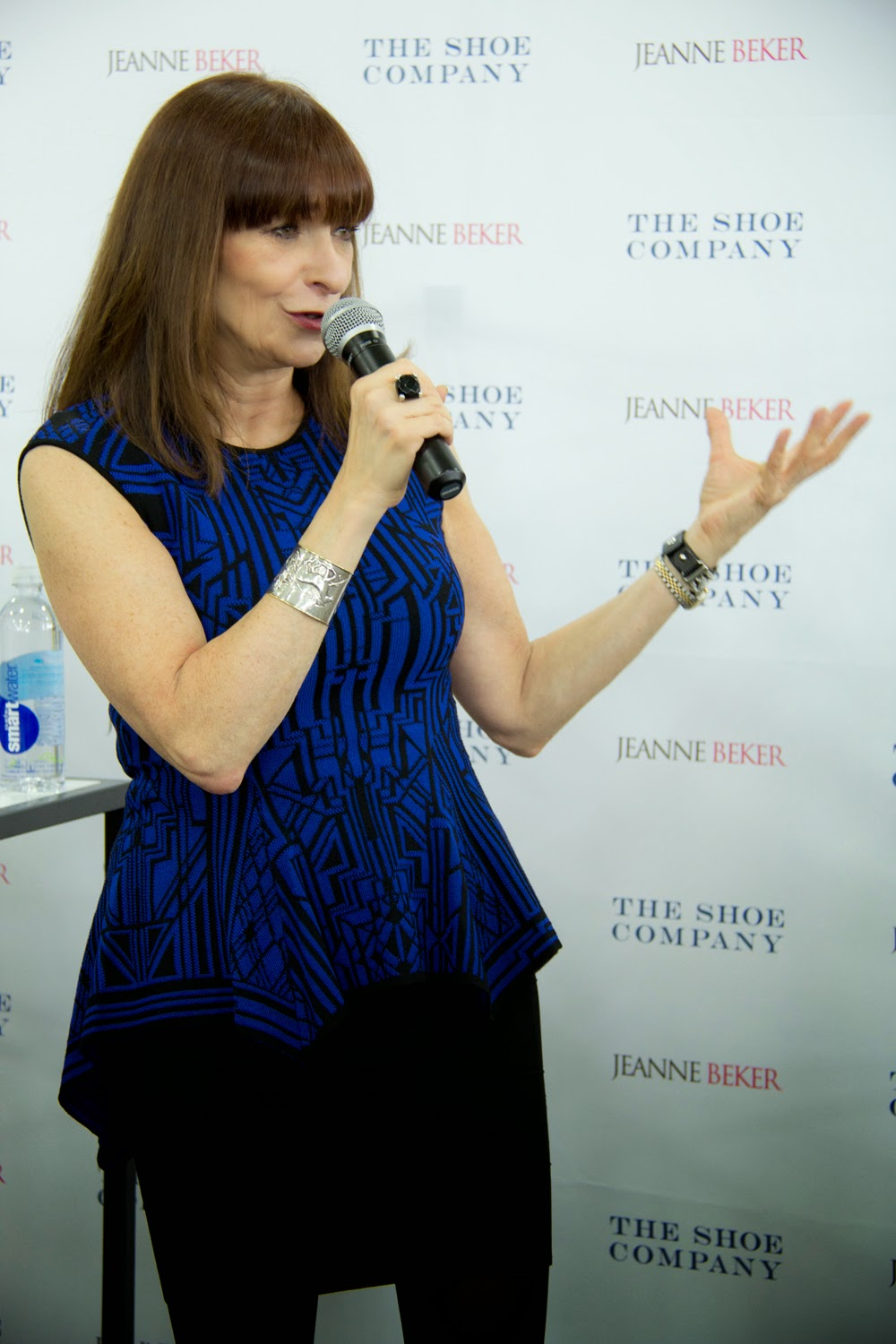 Jeanne-Beker, Media-Event, Preview, The-Shoe-Company
