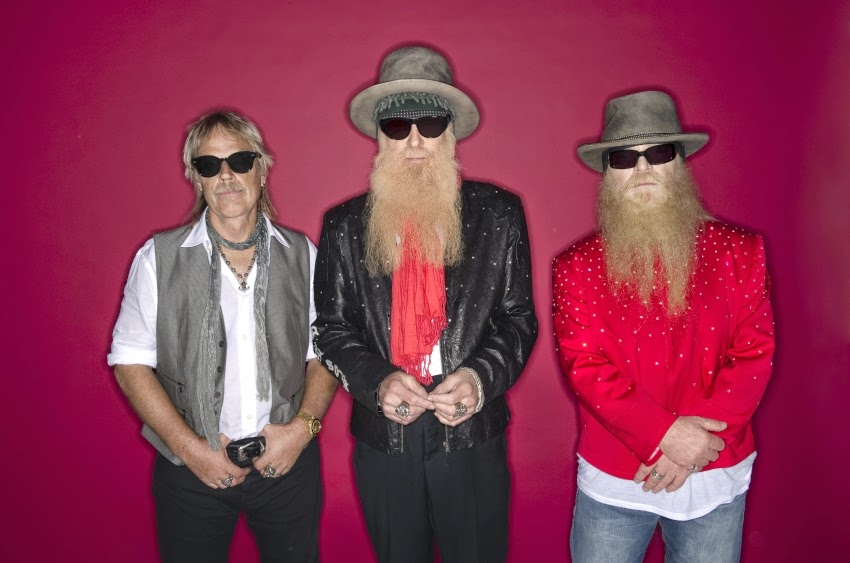 ZZ Top will perform at Biltmore on July 30