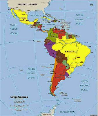 Latın Amerikası regionu