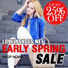 Lovelyshoes - Fashion Shoes Online
