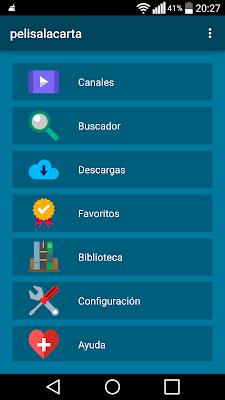 PELISALACARTA 4.0.1