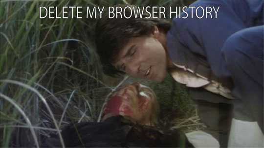 Every Man's Last Words - Delete My Browser History