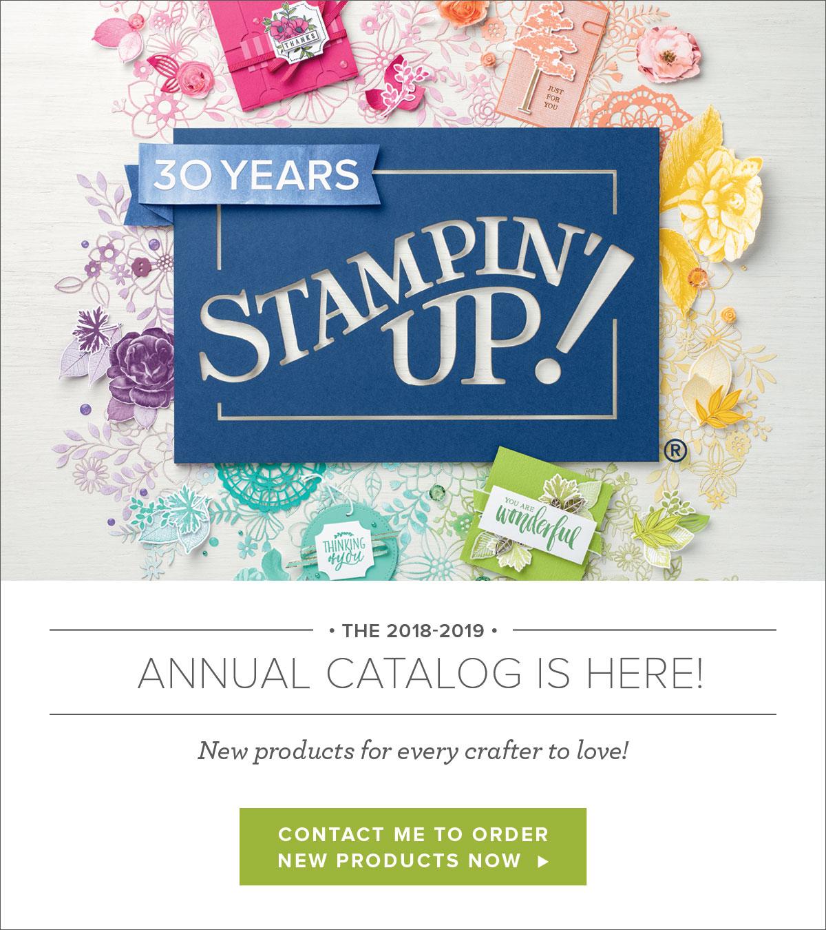 2018-19 Annual Catalog