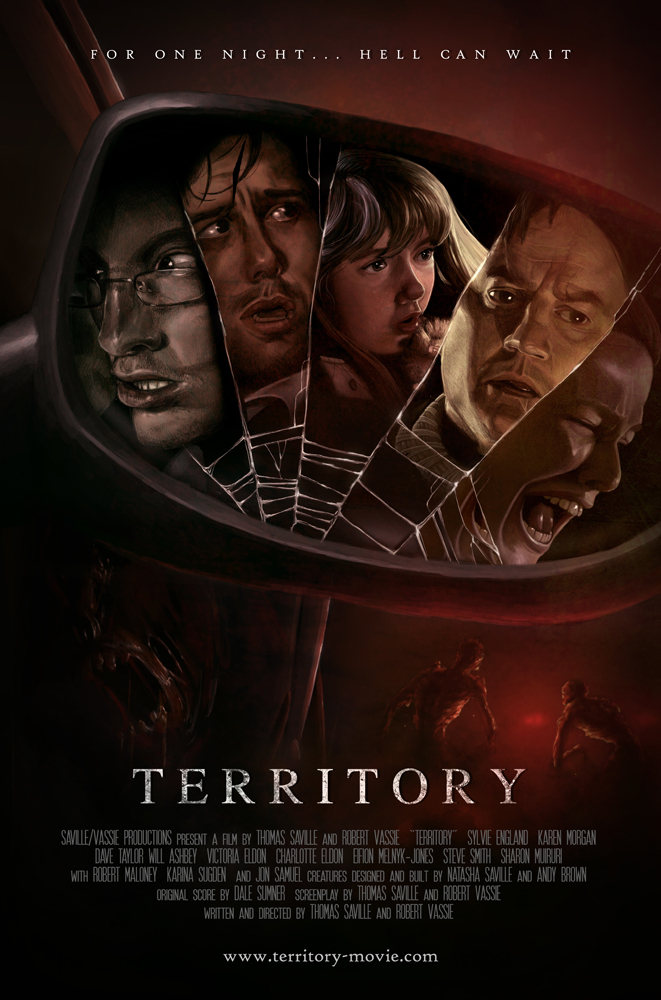 Upcoming horror film territory a love letter to the exorcist