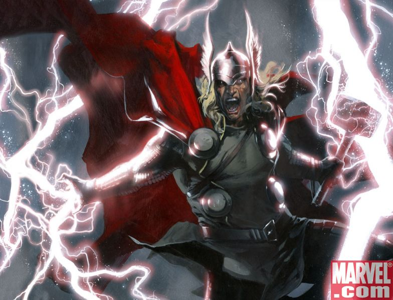 Comic Pictures of Thor
