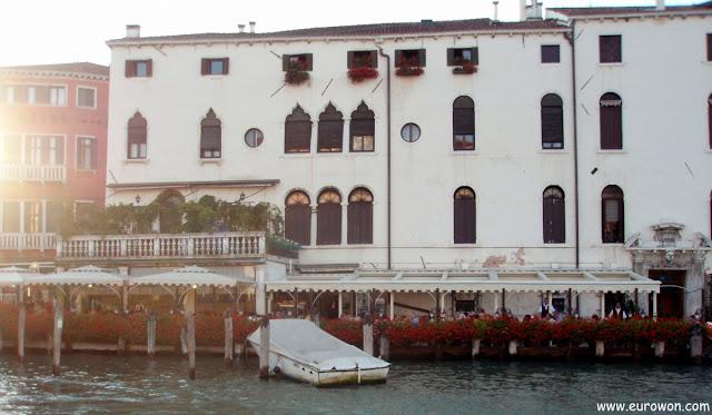 Casa con embarcadero en Venecia