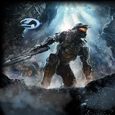 Halo 4 Master Chief iPad Wallpaper