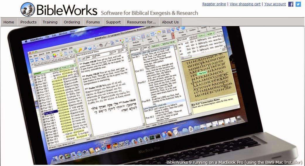 bibleworks 8 free download