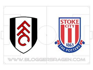 Prediksi Pertandingan Fulham vs Stoke City