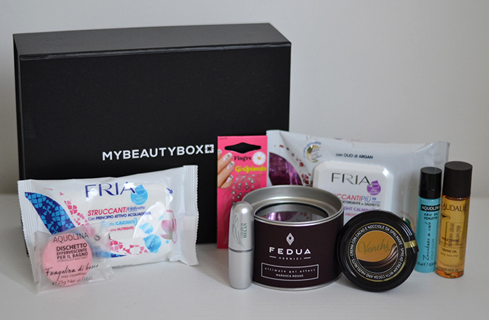my beauty box gourmet edition