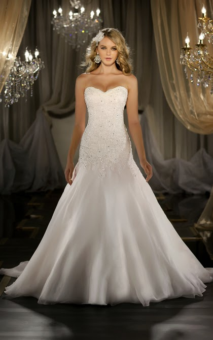 2 in 1 Wedding Dresses With or Without the Waistband 03b