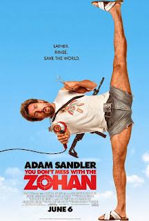 Watch You Don't Mess with the Zohan (2008) movie free online