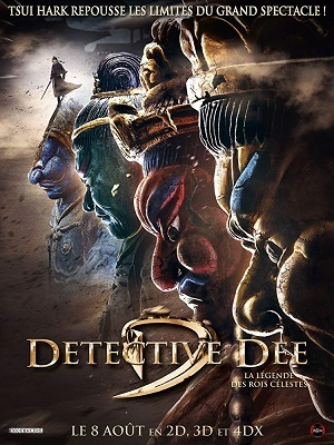 Detetive Dee - Os Quatro Reis Celestiais Legendado Filmes Torrent Download capa