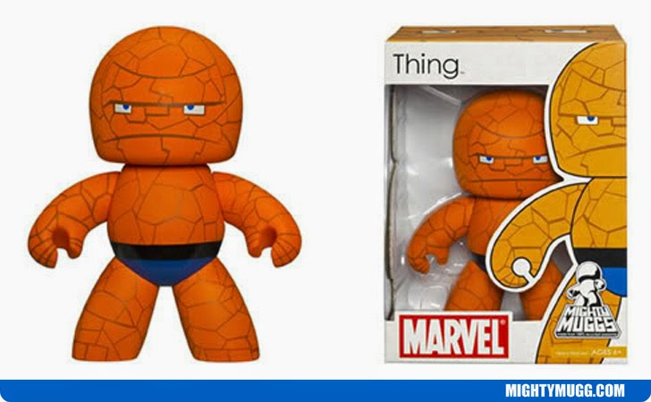 Thing Marvel Mighty Muggs Wave 2