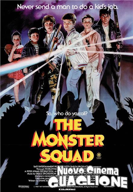 Scuola di Mostri The Monster Squad poster recensione