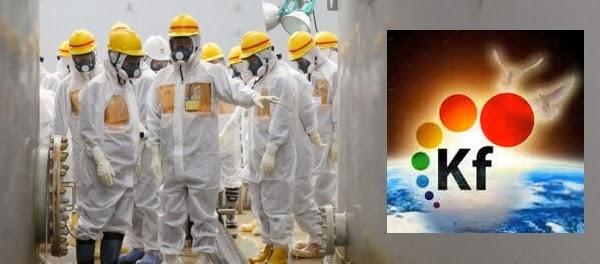 """Fundação Keshe alerta: """"Contaminação radioativa estará no prato de cada pessoa em todo o mundo em menos de 12 meses"""""""