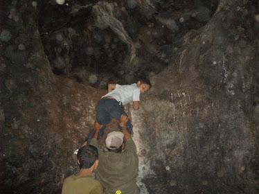 ZACATILLO: La cueva dentro de otra cueva