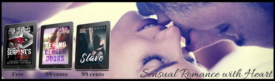 Sherri Hayes: Sensual Romance With Heart