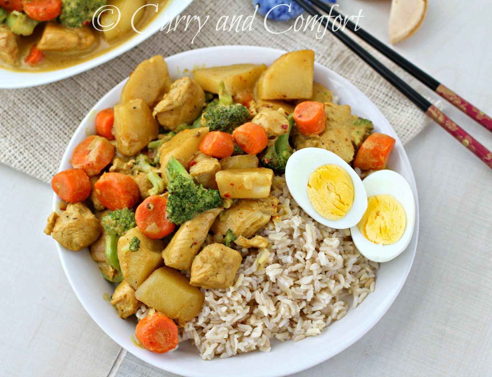 Curry Chicken Chinese