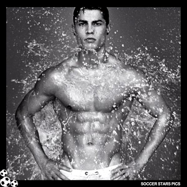 Tips tubuh Six Pack Christiano Ronaldo