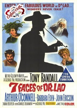 Baixar Filme As 7 Faces Do Dr. Lao   Dublado