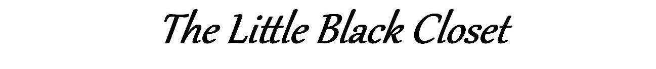 The Little Black Closet