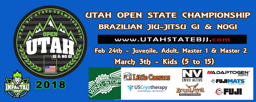 IMPACT BJJ GI & NOGI TOURNAMENTS