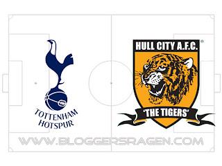 Prediksi Pertandingan Hull City vs Tottenham