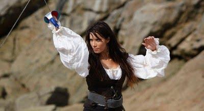 Piratas con Pilar Rubio